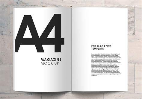 Template Mockup by Top 32 Free Magazine Mockups Templates Psd 2017 Colorlib