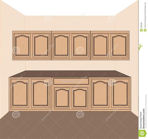 Cabinet Clipart by Kitchen Cabinet Clipart Clipart Suggest