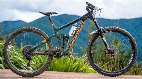 vital mtb takes  closer   sam blenkinsops winning norco range  er norco news