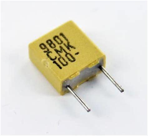 0 047 uf capacitor code 0 047uf 100v polycarbonate box capacitor cmk5473k100l4 evox west florida components
