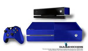 colored xbox one here s how the xbox one could look in 26 beautiful colors