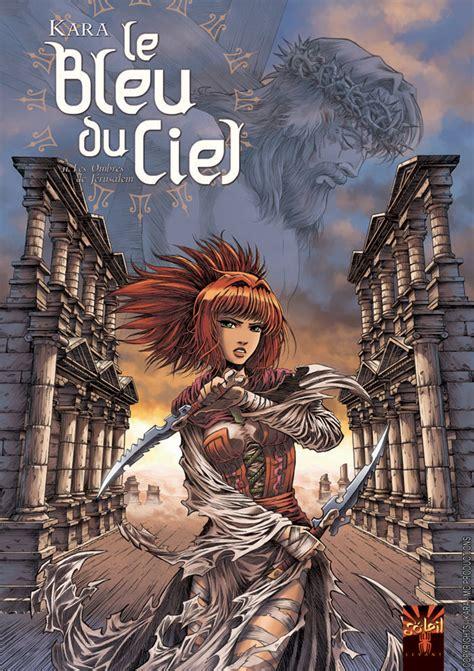 libro le prisonnier du ciel le bleu du ciel vol 2 cover by karafactory on