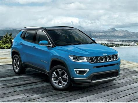 jeep compass limited sunroof jeep compass limited plus launched gets a sunroof