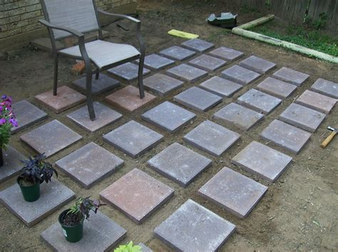 How To Do Patio Pavers Attractive Concrete Patio Pavers Outdoor Decoration Ideas Concrete Patio Pavers In Patio Style