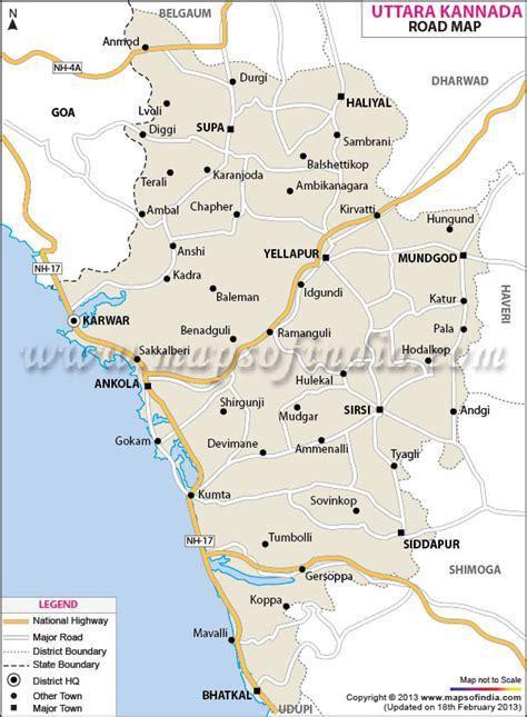 printable road map of india image gallery karnataka road map printable