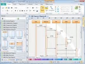 Easy Online Floor Plan Maker uml sequence diagrams free examples and software download