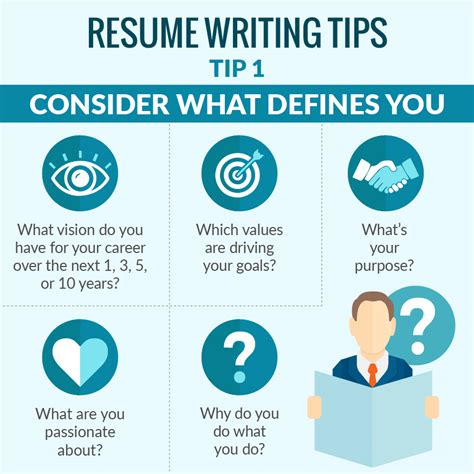 10 resume writing tips for 2018