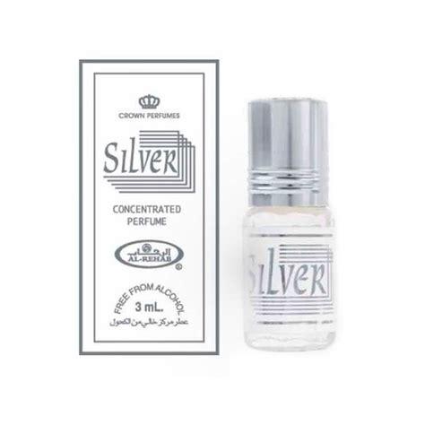 Jual Parfum Al Rehab Silver silver al rehab perfume style