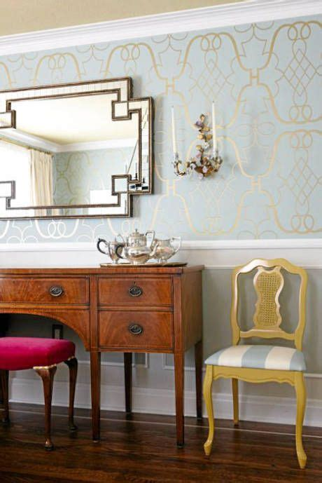 sarah richardson dining room 24 best images about wallpaper and window treatments on