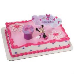 minnie mouse treasure keeper decoset cake disney baby