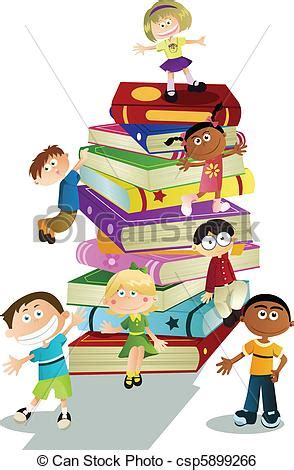education enfant vecteur 234 tre concept 233 tudiants illustration livres