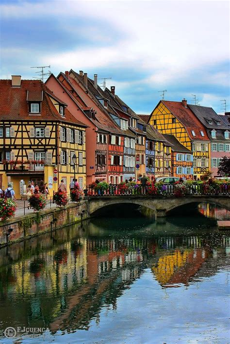 colmar france colmar alsace france around the world pinterest