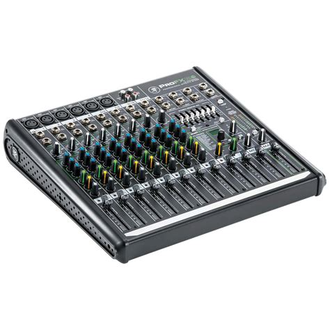 Mixer Mackie 6 Channel mackie profx12v2 12 channel professional effects mixer