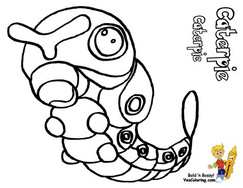 pokemon coloring pages caterpie fo real pokemon coloring pages bulbasaur nidorina