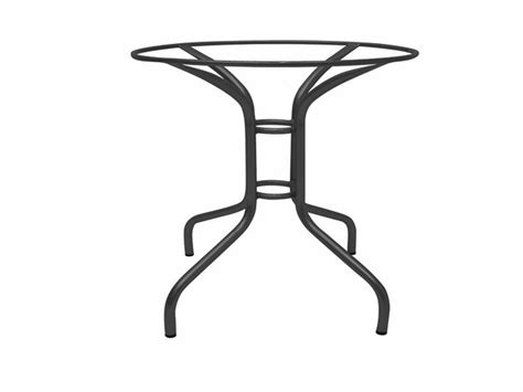Wrought Iron Dining Table Bases Meadowcraft Table Wrought Iron Dining Table Base 6248370 01