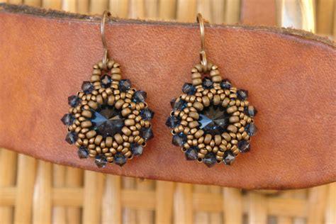 Sidonia Handmade Jewelry - sidonia s handmade jewelry rivoli earrings tutorial all