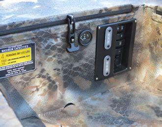 Duck Boat Duck Boat Switch Panel