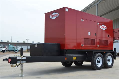 mobile generators power systems