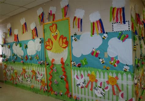 classroom door hallway decoration classroom