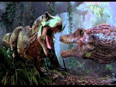 3d Genethics Kingkong tyranosaurus vs spinosaurus battle of the heroes