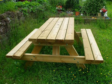 picnic table o rourke playscapes northern ireland