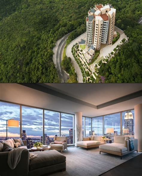 hong kong china luxury penthouses top 10 ridiculously expensive penthouses in the world