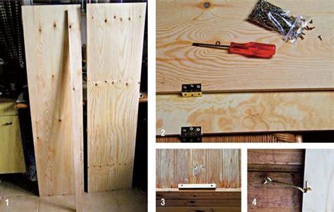 costruire persiane in legno antine fai da te oscuranti in legno per finestra da tetto