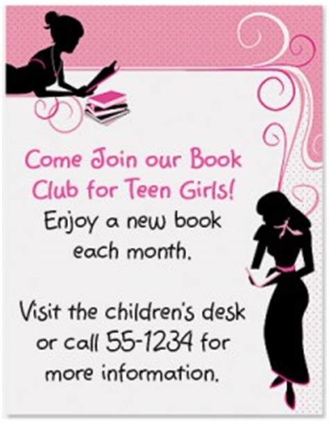 Borders Book Club by How To Make Business Flyers Paperdirect