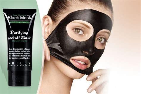 purifying black peel mask