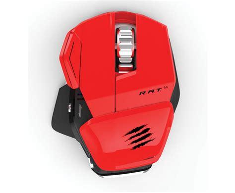 saitek mad catz cyborg r a t m wireless gaming mouse
