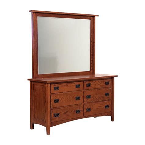 Mission Dressers by Mission Dresser Amish Dressers Amish Furniture