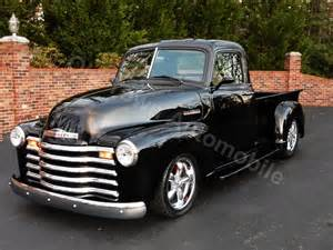 Chevrolet Truck Sale 1950 Chevy Truck For Sale Town Automobile In Maryland