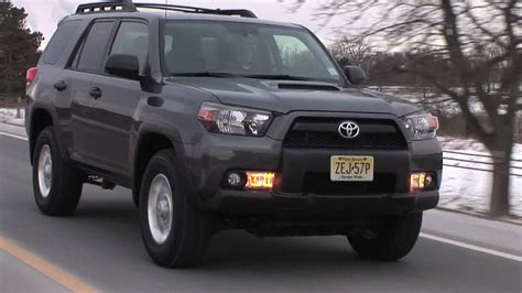 2010 Toyota 4runner Trail V6 by 2010 Toyota 4runner Trail 4x4 V6 Drive Time Review
