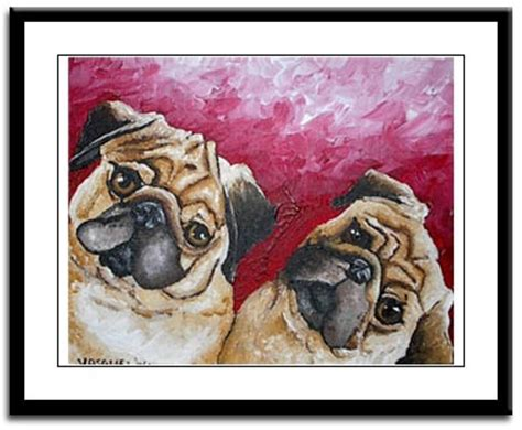 study pug cost pug prints posters paintings pugs dogbreed gifts
