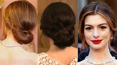 Sock Bun Hairstyles by Low Sock Bun Hairstyles Newhairstylesformen2014