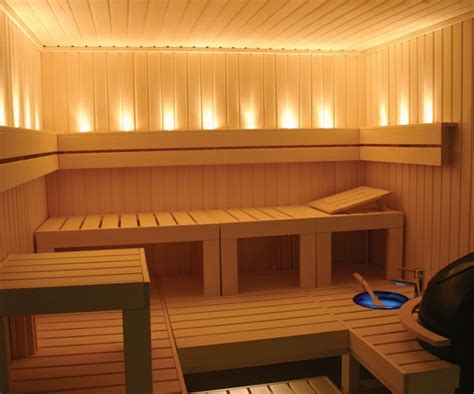 best indoor home sauna interior exterior doors design