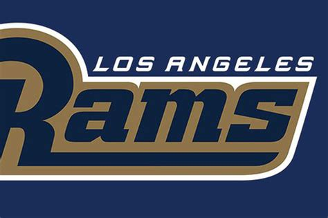 who is the for the rams new look los angeles rams completely shed st louis image