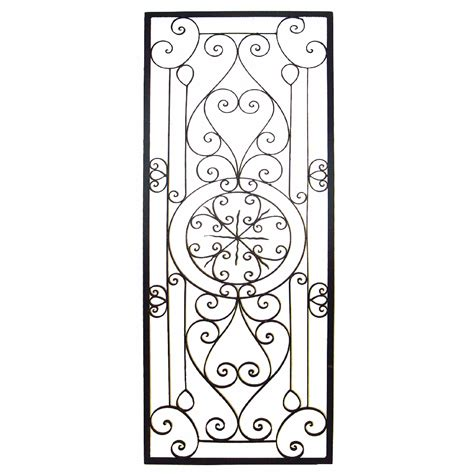 rod iron decorations wall wrought iron wall decor images and photos objects
