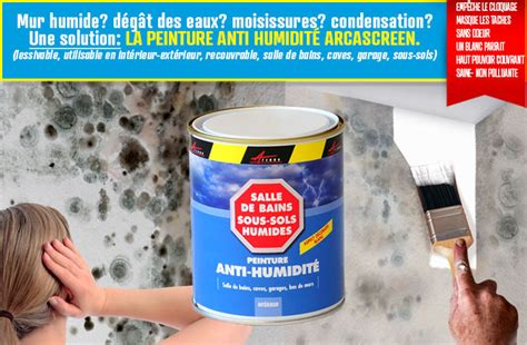 Peinture Pour Humide by Peinture Anti Humidit 233 Salle De Bain Sous Sol Humide