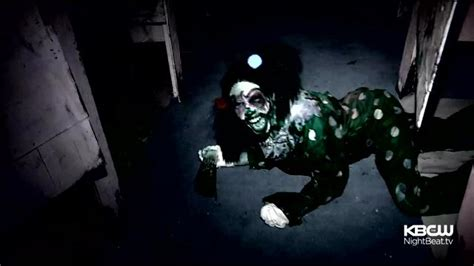 San Leandro Haunted House by Scream Park Haunted House In San Leandro S Up The Fear