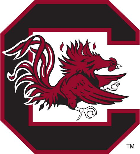 Usc Gamecock Outline by Gamecocks Cliparts