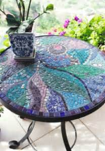 Mosaic Patio Table Top by Top 10 Impressive Mosaic Projects For Your Garden Top