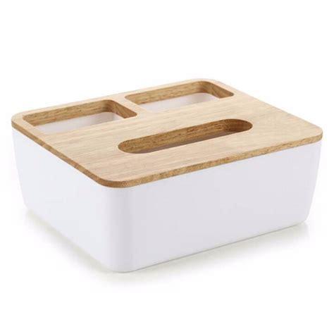 For Tempat Tisu tempat tisu kayu tempat tisu multifungsi yang dapat