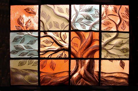 painting on ceramic tile craft tree of life ceramic wall tiles natalie blake studios