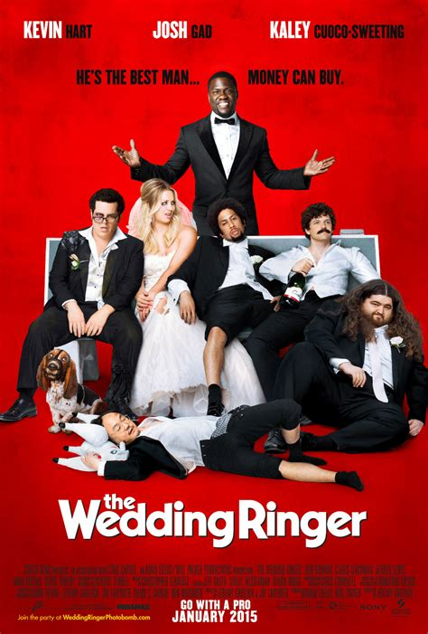 will packer talks the wedding ringer getting kevin hart attached and more collider