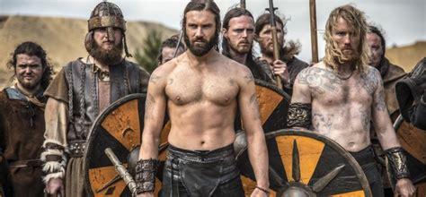 rollo tattoos clive standen rollo vikings season 2