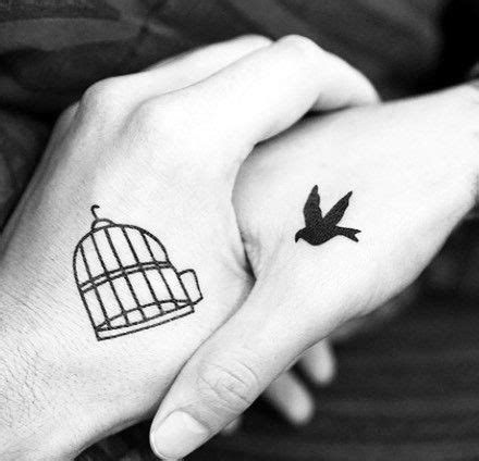 bird couple tattoos top 100 best matching tattoos connected design ideas