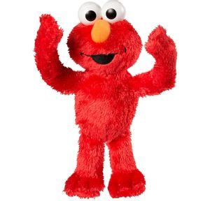Peek A Boo Elmo Sesame peek a boo elmo plush 10in x 11 1 2in sesame
