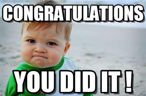 Congratulation Meme - congratulations success kid original meme on memegen