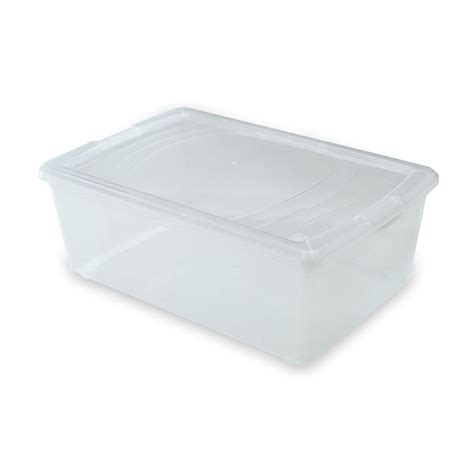 clear plastic storage container clear plastic storage boxes with snap on lids all things